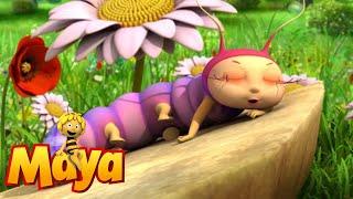 Max has a crush - Maya the Bee - Episode 28