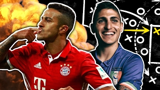 Thiago will be the best playmaker in the world because… | #sundayvibes