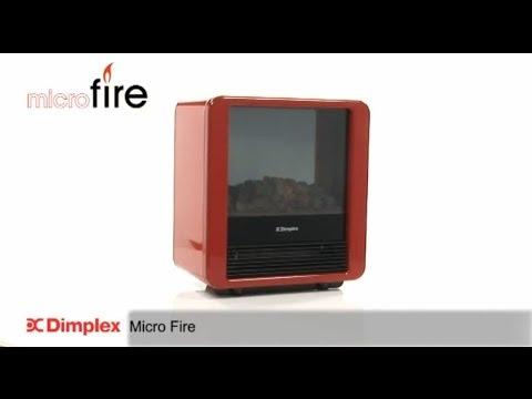 Камін електричний Dimplex Mini Cube