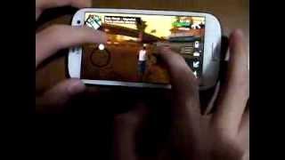Gta San Andreas Android Hile / Kurulumu