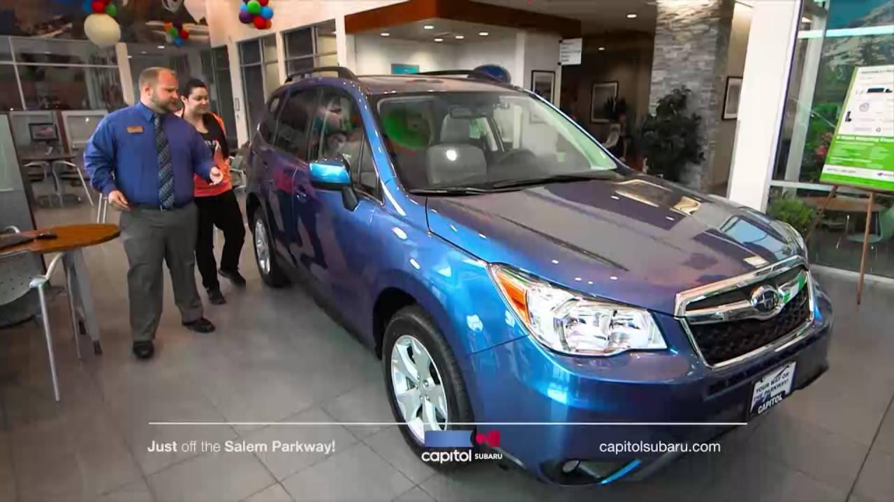 Capitol Subaru Salem Oregon >> Capitol Subaru Subaru Summer Sale Commercial July 2016 Salem Oregon