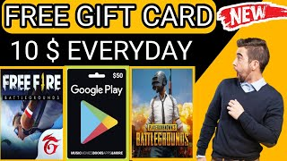 Free Google Play gift codes 2020| how to earn Google Play gift card free in Hindi |gift card earning