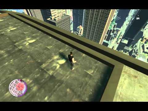 Gta iv - ELFC - TBOGT C4 Jumping xD