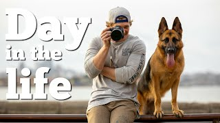Day in the life of a German Shepherd | Dog vlog