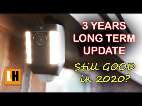 Ring Spotlight Cam Battery Long Term Review & Update - Is This Still A Good Choice in 2020?