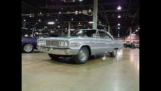 1966 Dodge Coronet 440 Survivor in Blue & 426 Hemi Engine Sound on My Car Story with Lou Costabile