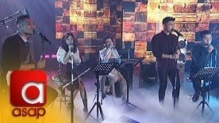 """ASAP: Soul Sessions sing """"Kunin Mo Na Ang Lahat Sa Akin"""" and """"Pangako"""""""