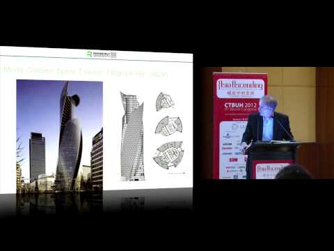 "CTBUH 2012 Shanghai Congress - Groesbeck, ""Tall Buildings in Metropolitan Universities"""
