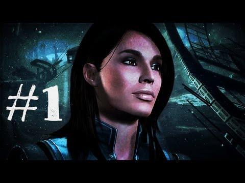 Mass Effect 3 - Walkthrough Part 1 - Prologue (ME3 Kinect Gameplay) [PC/Xbox 360/PS3]
