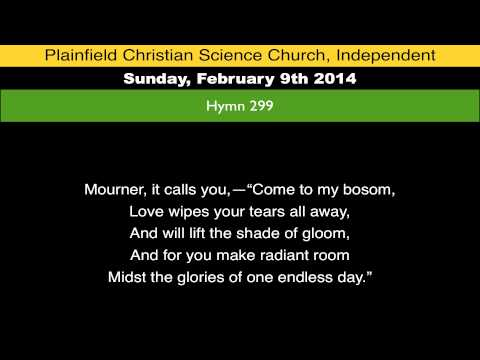 Hymn 299 from February 9th, 2014