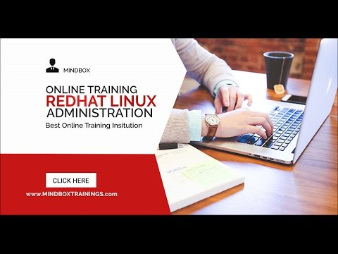 Linux Administration Tutorial | Linux Tutorial For Beginners | Red Hat  Linux MindBox Training Online