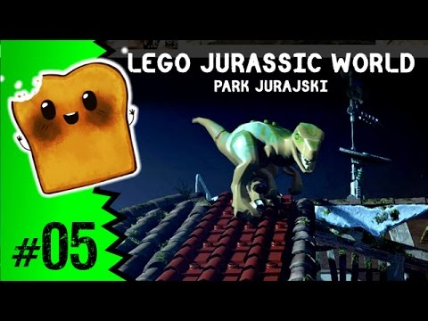 Lego Jurassic World Po Polsku Park Jurajski Youtube