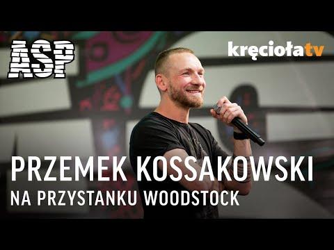 Retransmisja spotkania ASP - Przemek Kossakowski #Woodstock2017