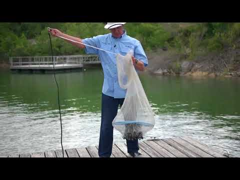 How To Throw A Cast Net - Easiest And Best Way!!