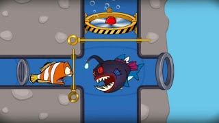 save the fish game /save fish /fishdom gameplay screenshot 4