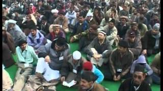 Islam Ahmadiyya in Kyrgyzstan, Introductory Urdu Speech by a Krygyz Ahmadi Muslim