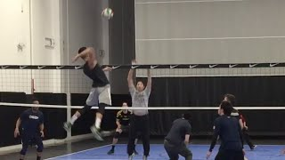 Bounce City vs Tall Ones - NCVA League 2 Volleyball Highlights