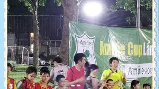 Vua phá lưới Cup Amitie.