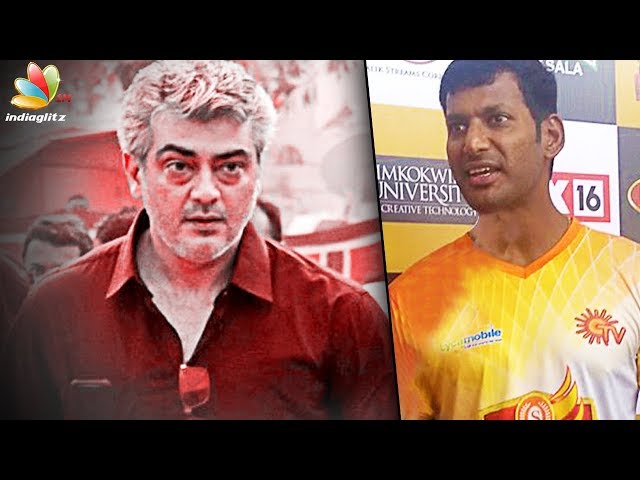 REAL REASON why Thala didn't go to Natchathira Kalai Vizha 2018 | Hot Tamil Cinema News