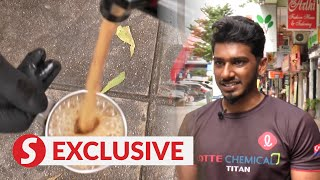 Surviving Covid-19: Malaysian graduate sells masala tea for RM1 to earn a living
