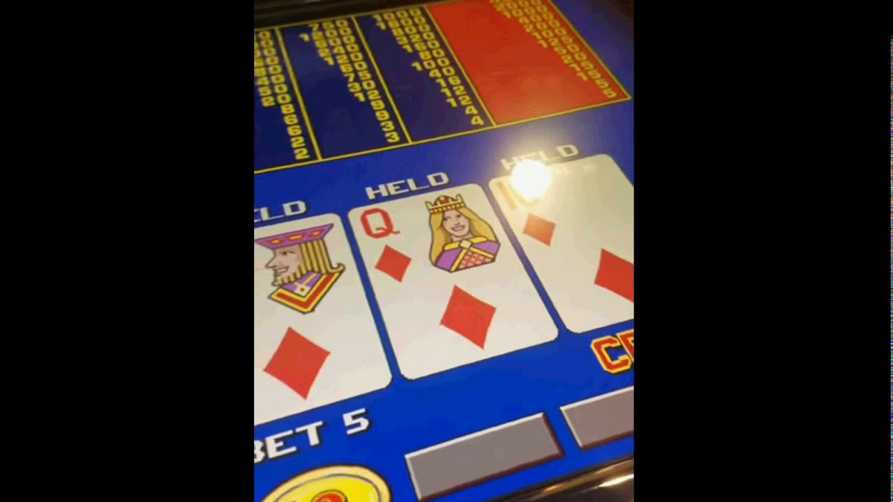 casino royale las vegas video poker