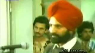Majlis e Irfan 19 September 1985.