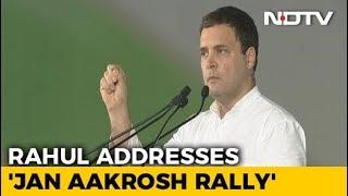 Congress Will Win In 2019, Rahul Gandhi Declares At Mega Delhi Rally