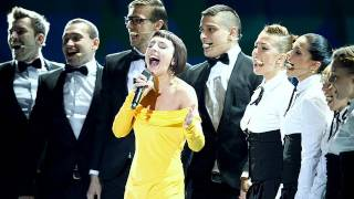 Jamala - Goal (LIVE @ Final Draw Euro 2012) lyric video Video