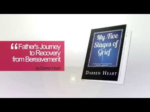 Poetry Books: My Five Stages Of Grief By Darren Heart