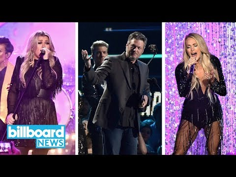 CMT Music Awards 2018: The Full Recap   Billboard News