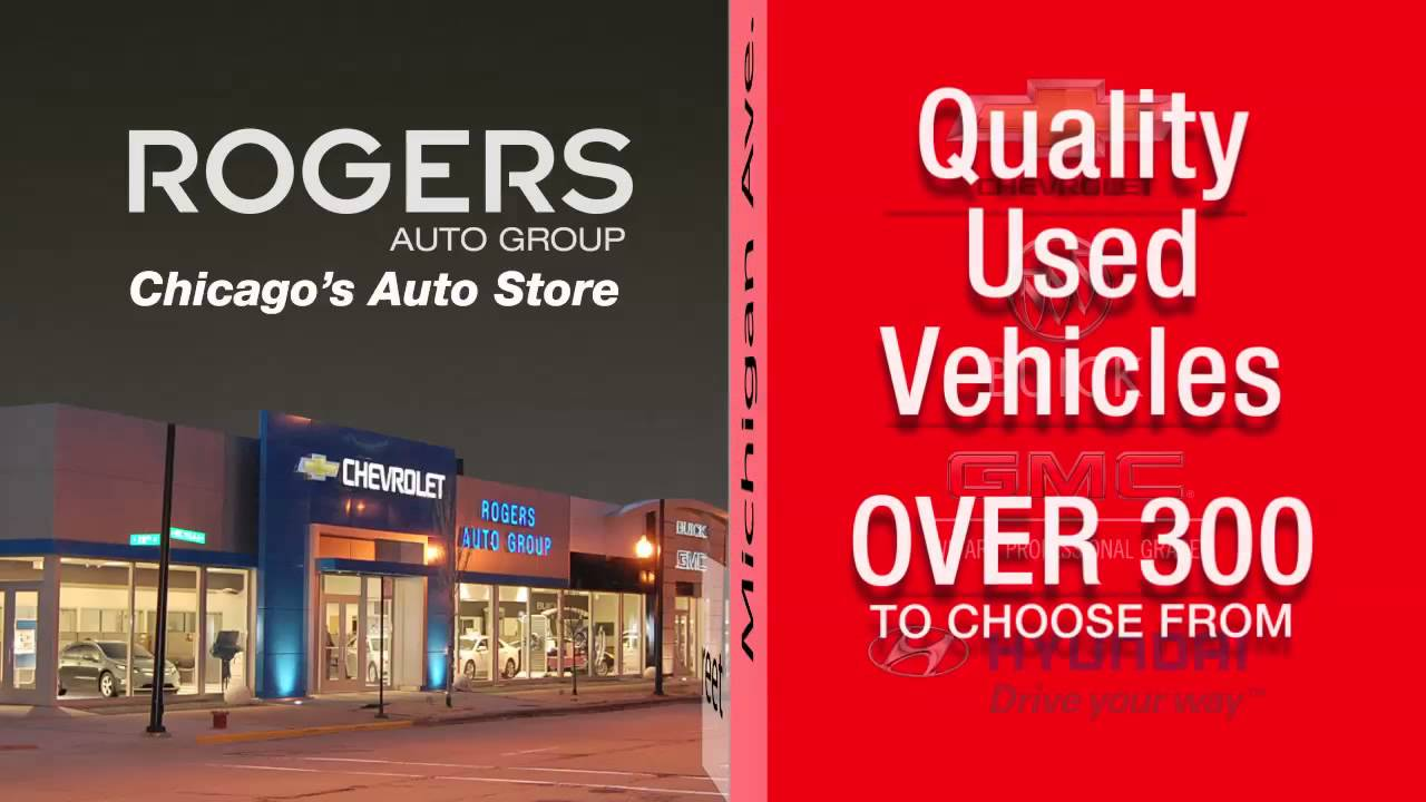 Rogers Auto Group >> Rogers Auto Group In Chicago S South Loop Rogers Auto Group In