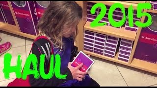 2015 American Girl Doll Haul with Grace Accessories thumbnail