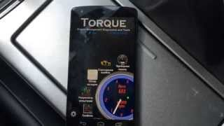 Обзор OBD2 и приложения Torque для Android