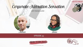 Corporate Narration Sensation with Andrew Lander (ColorVO Collective Series)