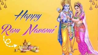 Happy Ram Navami 2019, Wishes,Whatsapp Video,Greetings,Animation,Messages | JAY SHRI RAM