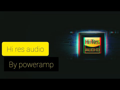 Listen Hi-Res Audio In Android....