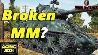 Is Tier 8 Matchmaking Broken? - World of Tanks