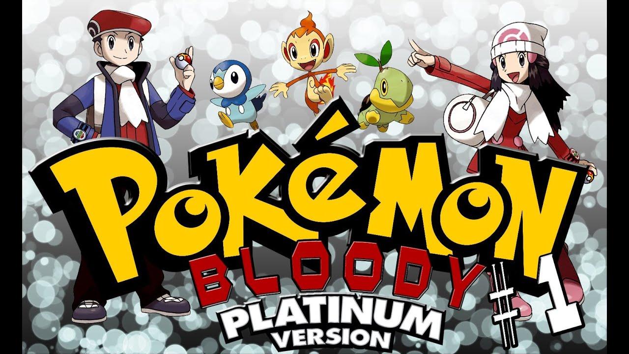 pokemon bloody platin