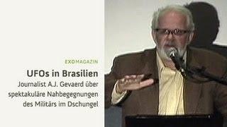 UFOs in Brasilien - A.J. Gevaerd | ExoMagazin