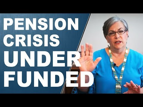 Pension Crisis - State And Local Government Pensions Underfunded
