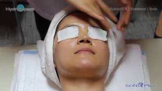 Hydroimpact treatment