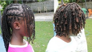 Download How To: Locs Wash and Style Routine/ Interlocking/Pipe Cleaner Curls/Little Glirls with Locs Mp3 and Videos
