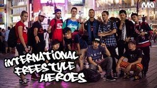 International Freestyle Heroes