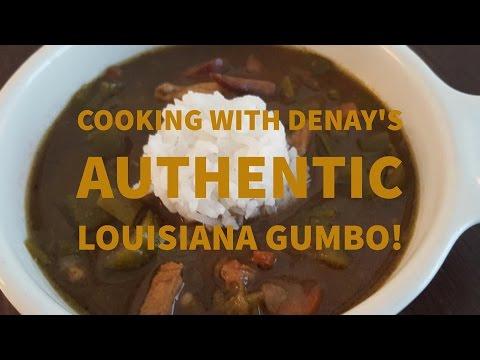 How to make authentic Louisiana Gumbo