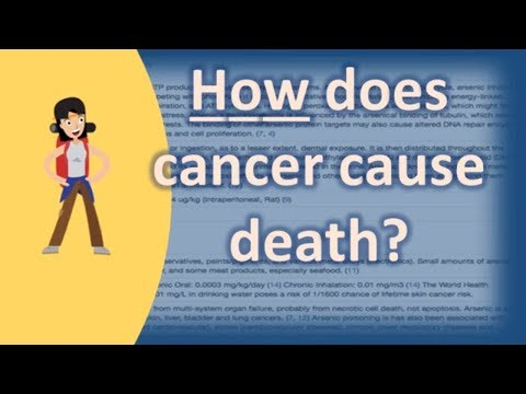 How does cancer cause death ? |Find Health Questions | Best Health TIPS