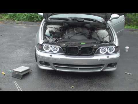 DDE/AE Daytime Running Light Wiring Harness Install - YouTube