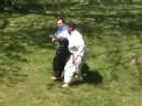 REAL SELF-DEFENSE - AIKIDO - Udekimenage - Hitting elbow throw