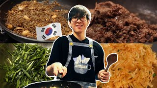 I Tried Making Traditional Korean Food For A Week