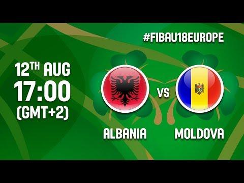 Albania v Moldova - Full Game - Class 21-24 - FIBA U18 Women's European Championship 2017 - DIV B