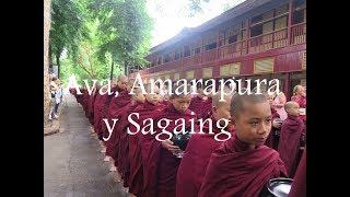Ciudades Antiguas de Ava, Amarapura y Sagaing - Mandalay (Myanmar)